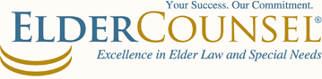 Your Success. Our Commitment. Elder Counsel. Excellence in Elder Law and Special Needs.